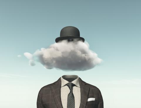 Head in Cloud image