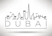 Dubai Graphic