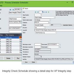Process Scheduler screenshot